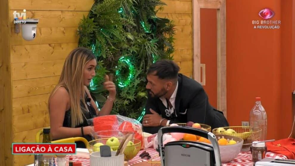 Big Brother, André Abrantes, Zena