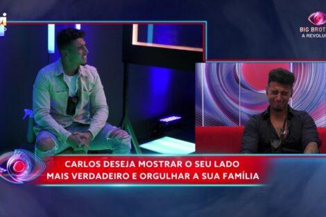 big brother Carlos curva da vida 4
