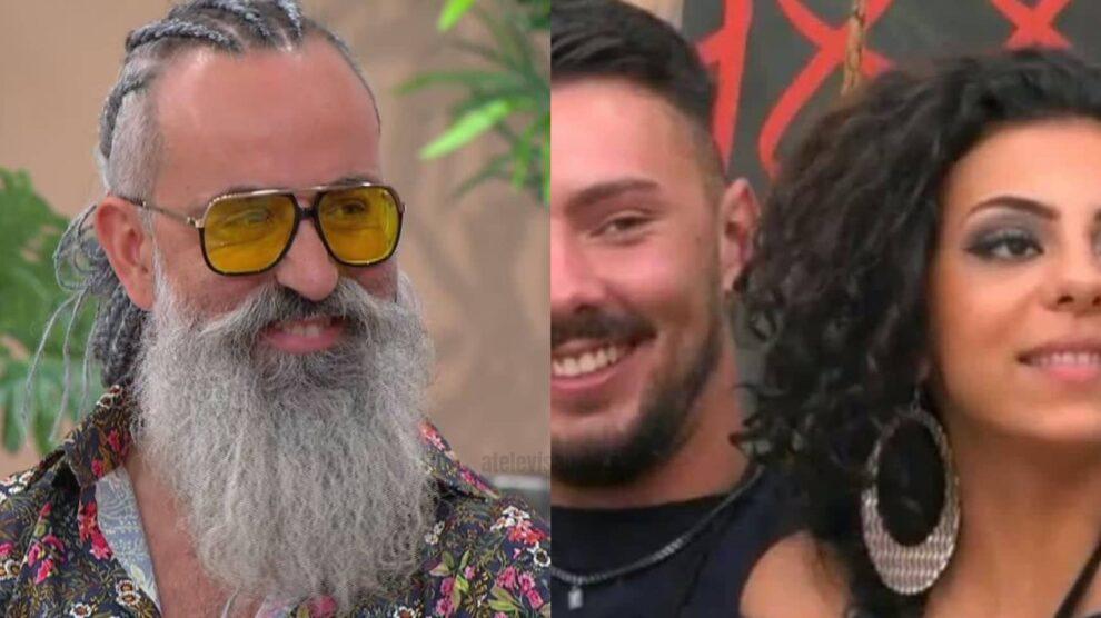 Big Brother, Pai Pedro Fernandes, Jéssica Fernandes, Renato