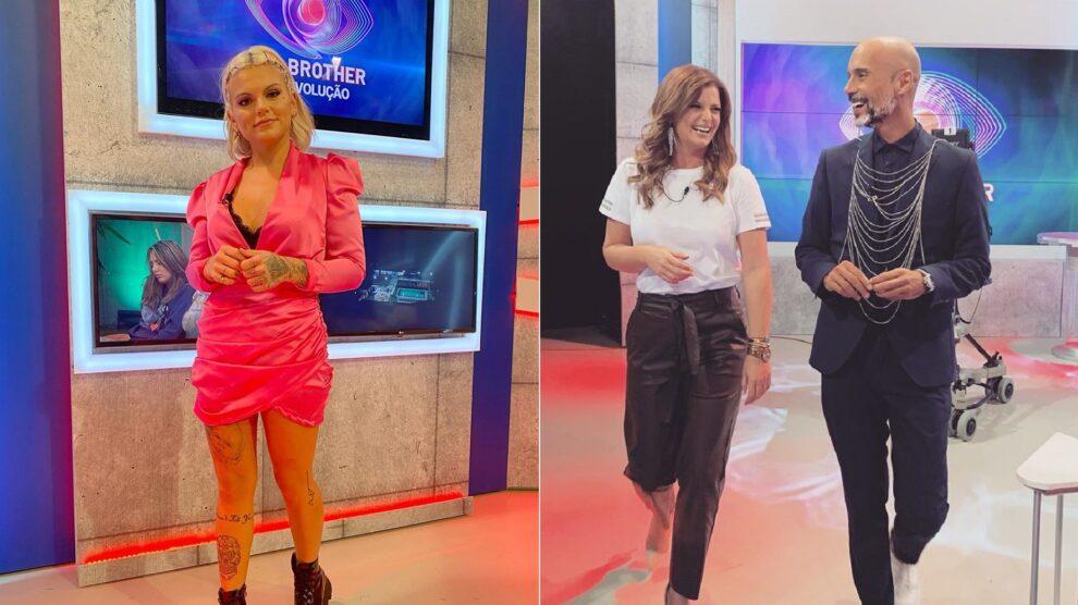 Big Brother, Pedro Crispim, Maria Botelho Moniz, Fanny Rodrigues