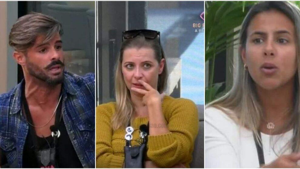 Big Brother Rui Andreia Joana