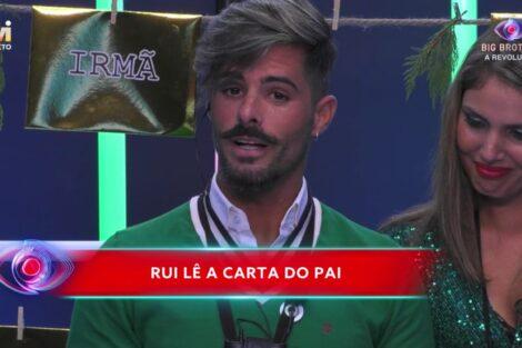 Big Brother Rui Pedro Carta Pai 3
