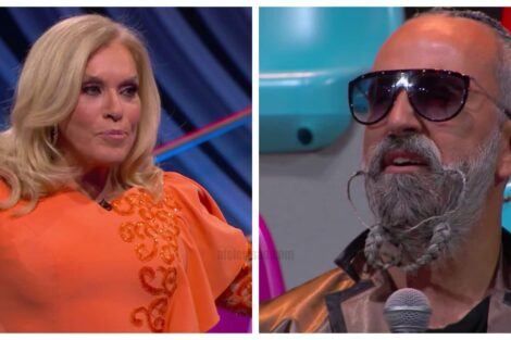 Big Brother Teresa Guilherme Pai Jessica Fernandes