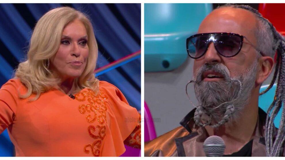 Big Brother Teresa Guilherme Pai Jessica Fernandes