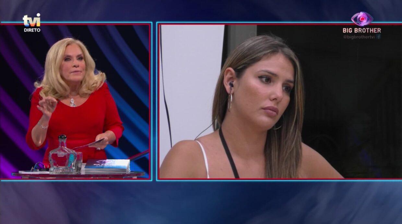 Carina Big Brother Sancionada 1