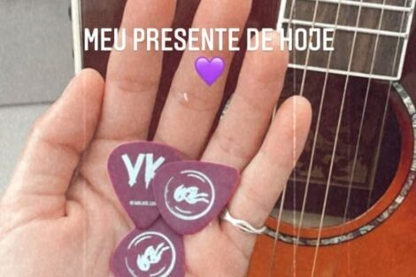 Carolina Loureiro Presente Vitor Kley