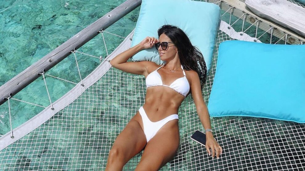 Catarina Gouveia Maldivas 1