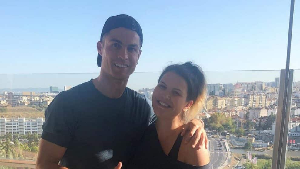 Cristiano Ronaldo, Katia Aveiro
