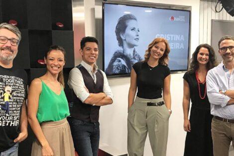 Cristina Ferreira, Rádio Comercial