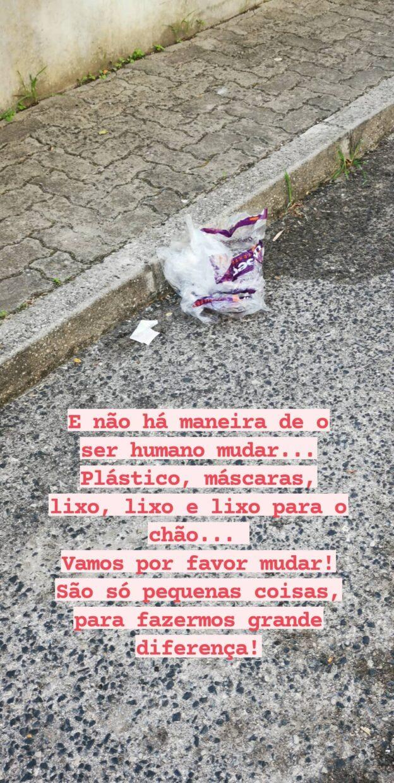 Debora Monteiro Apelo Lixo-Chao