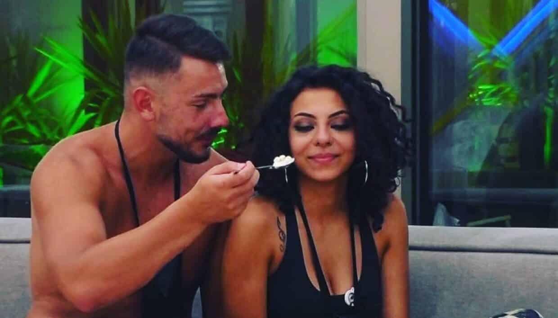Jéssica Fernandes, Renato, Big Brother