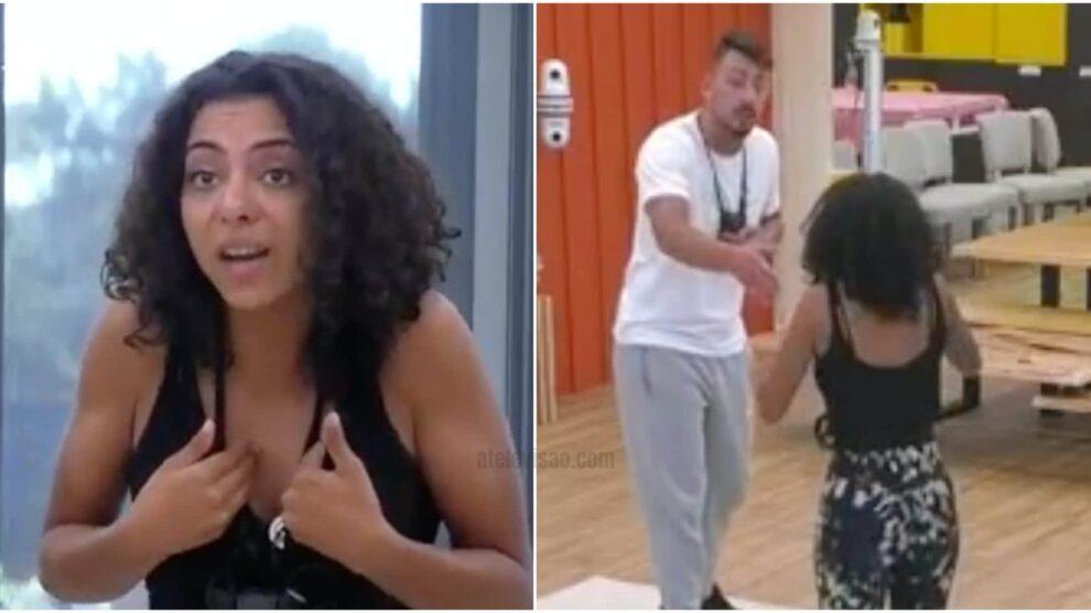 Jessica Fernandes Renato Big Brother