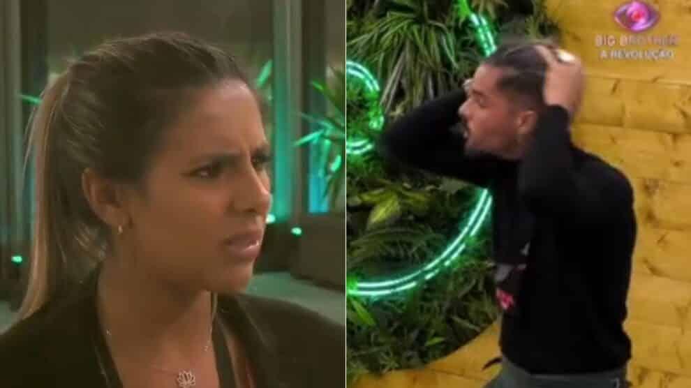 Joana, Rui Pedro, Big Brother