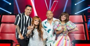 Mentores The Voice Kids
