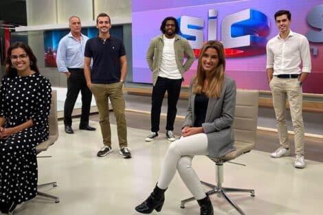 Rodrigo Guedes De Carvalho Jornalistas Sic