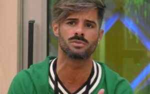 rui Pedro big brother indignado