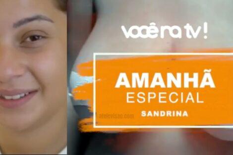 Sandrina Voce Na Tv