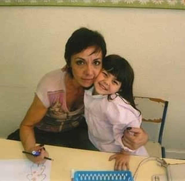 Sara Norte Carla Lupi Filha Beatriz