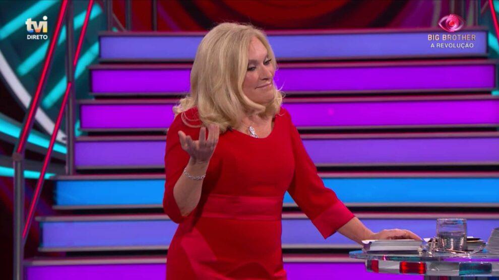 Teresa Guilherme Assume Fracasso Big Brother 2