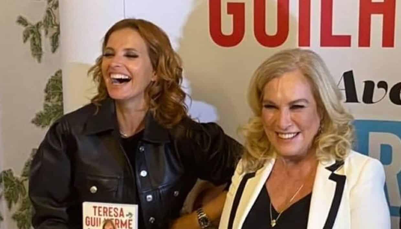 Teresa Guilherme, Cristina Ferreira