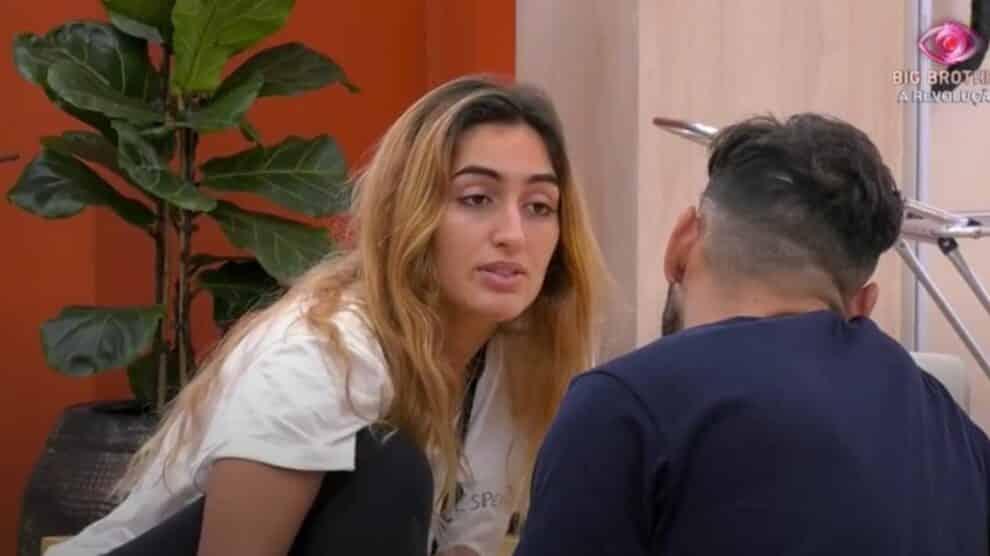 Big Brother, Zena, Andre Abrantes
