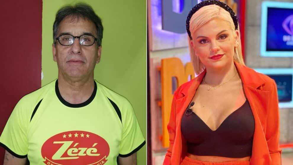 Zezé Camarinha, Fanny Rodrigues