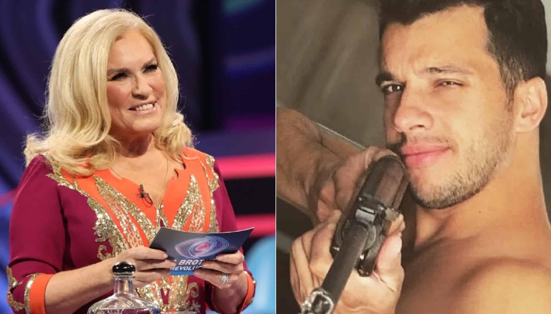 Big Brother, Teresa Guilherme, Luís Nascimento