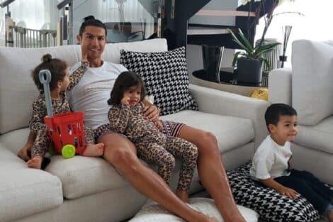 Cristiano Ronaldo, Filhos