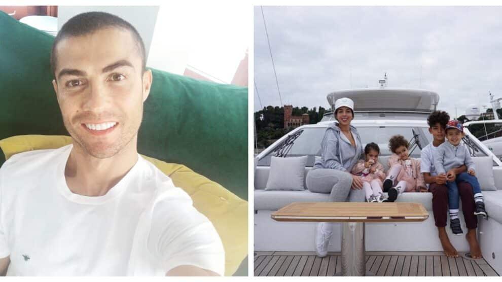 Cristiano Ronaldo Georgina Filhos