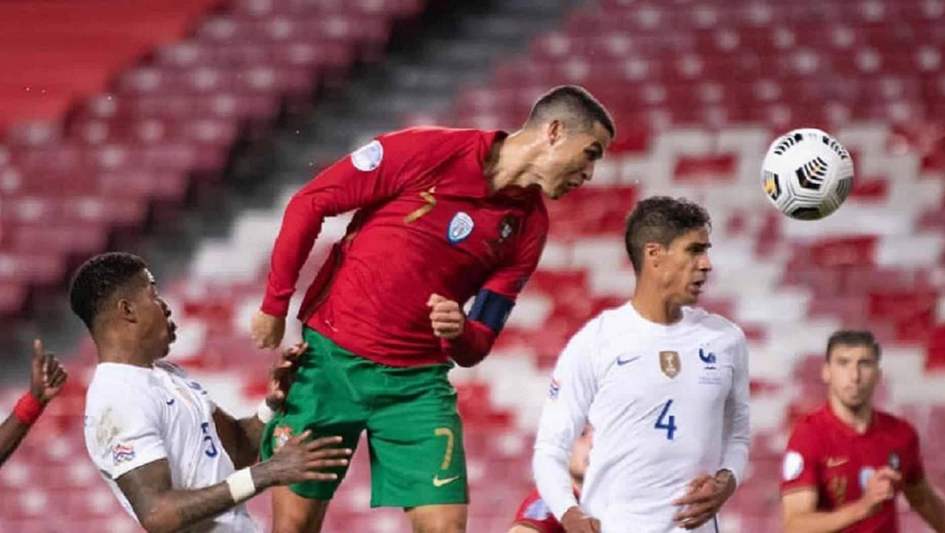 Taça Das Nações Cristiano Ronaldo Seleção Portuguesa