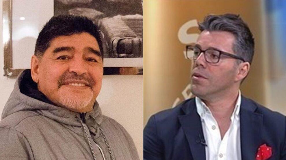 Diego Maradona, José Calado