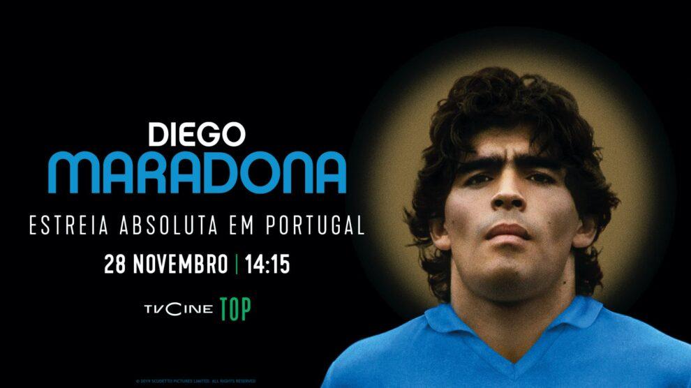 Diego Maradona Tvcine