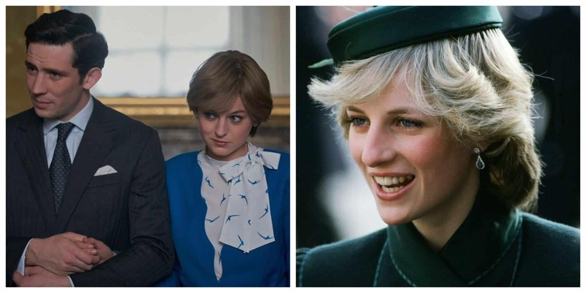 Emma Corin Princesa Diana