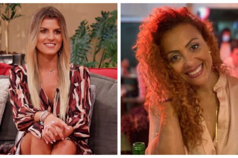 Jessica Antunes Sandra Big Brother