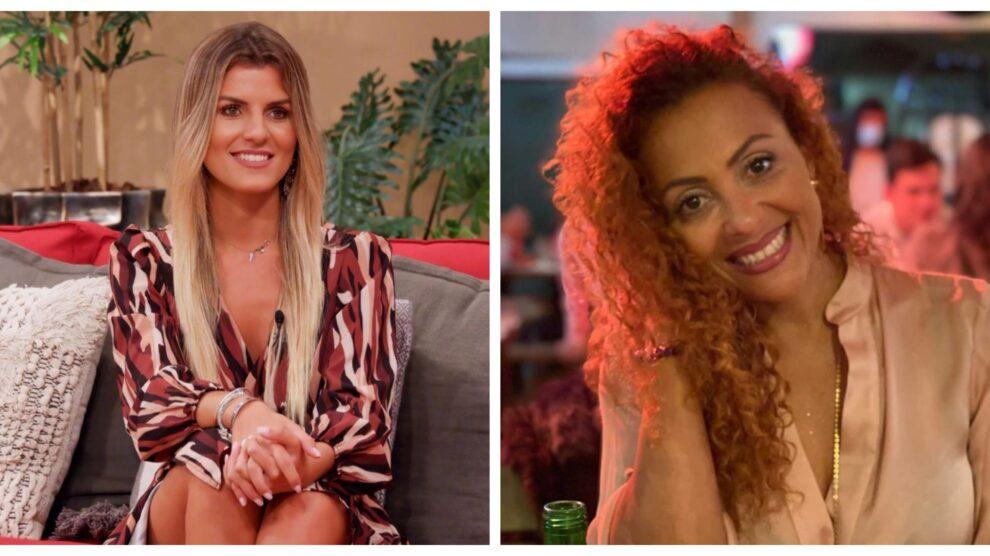 Jessica Antunes Sandra Big Brother