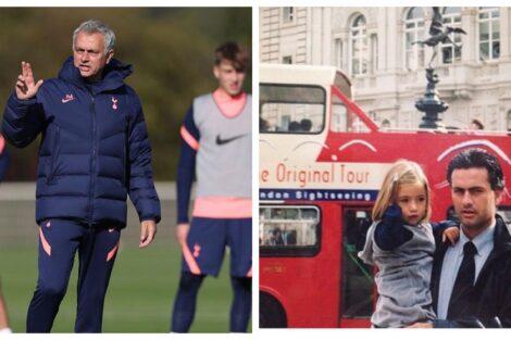 Jose Mourinho Filha