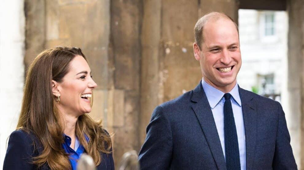 Kate Middleton, Príncipe William, Palácio De Kensington