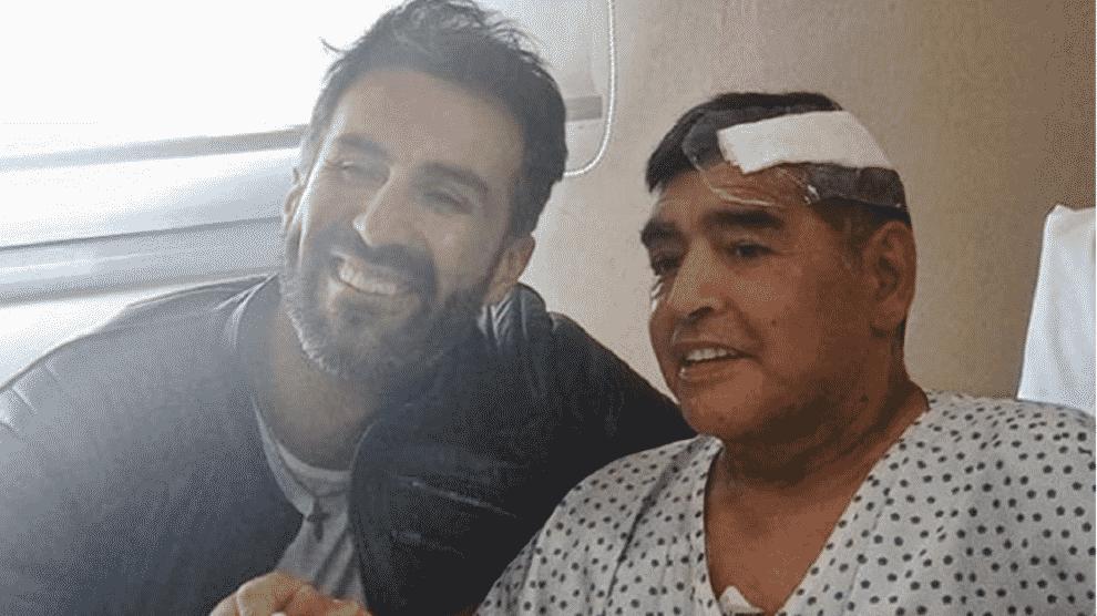 Maradona Medico Leopoldo Luque