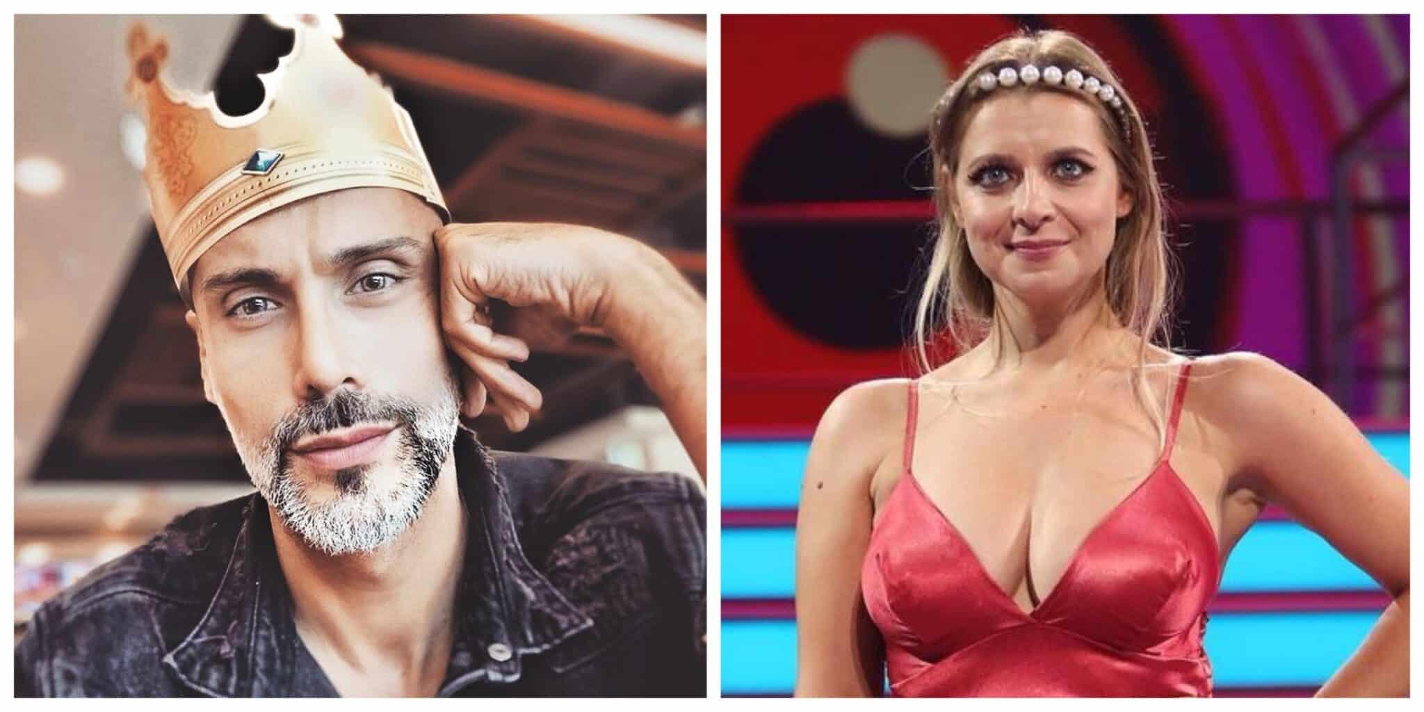 Pedro Crispim Andreia Big Brother