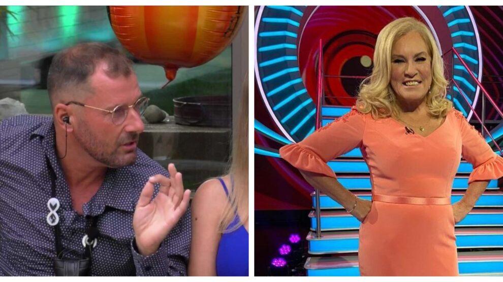 Pedro, Teresa Guilherme, Big Brother