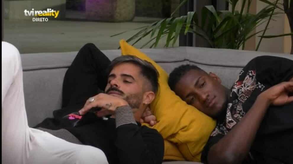Rui Pedro, Michell, Big Brother