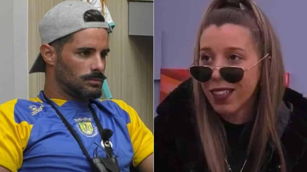 Rui Pedro, Sónia Jesus, Big Brother