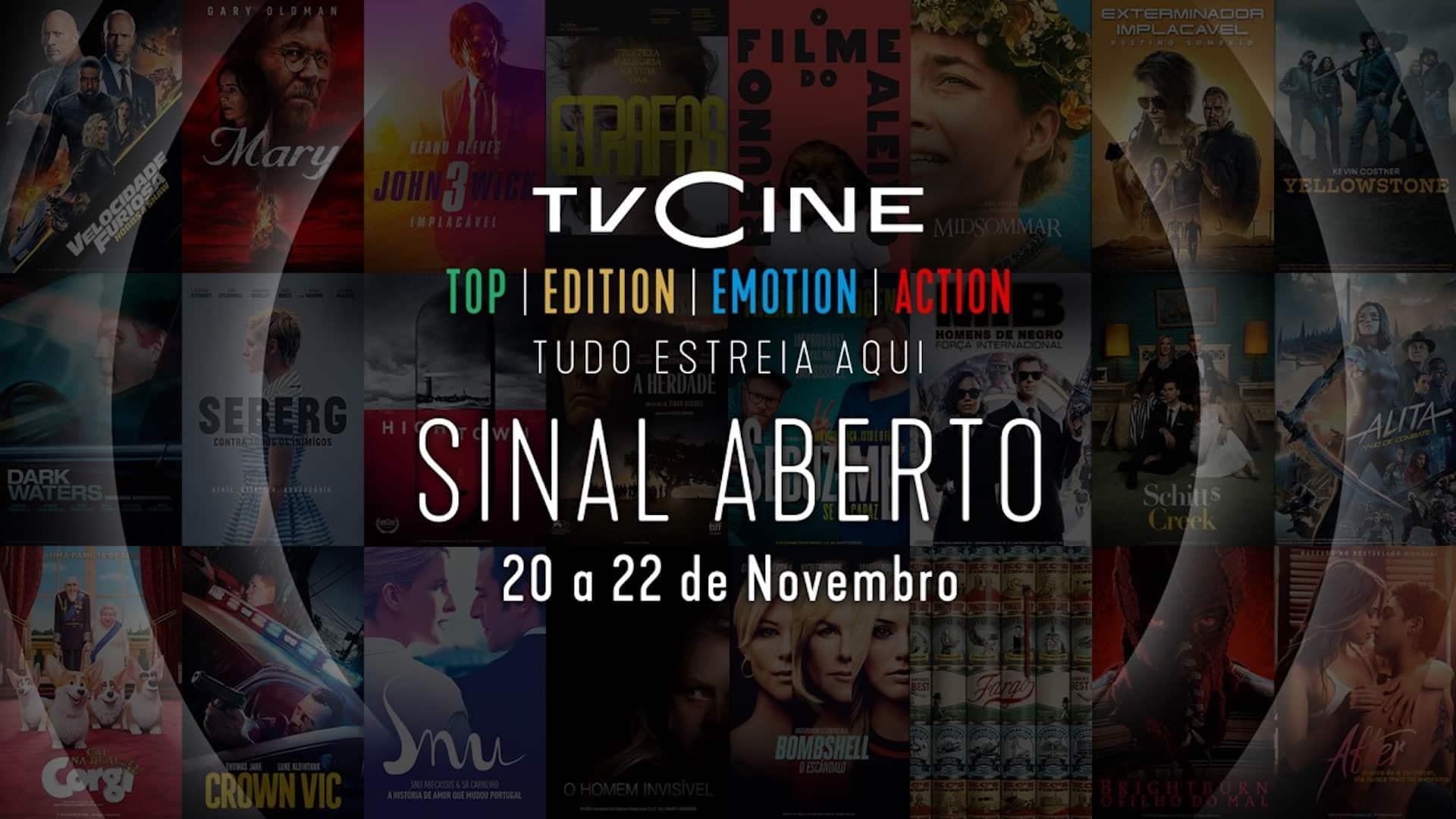 Sinal Aberto Tvcine
