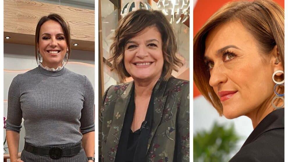 Tânia Ribas De Oliveira, Júlia Pinheiro E Fátima Lopes A Tarde É Sua