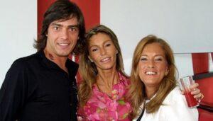 Teresa Guilherme, Cláudio Ramos, Cinha Jardim