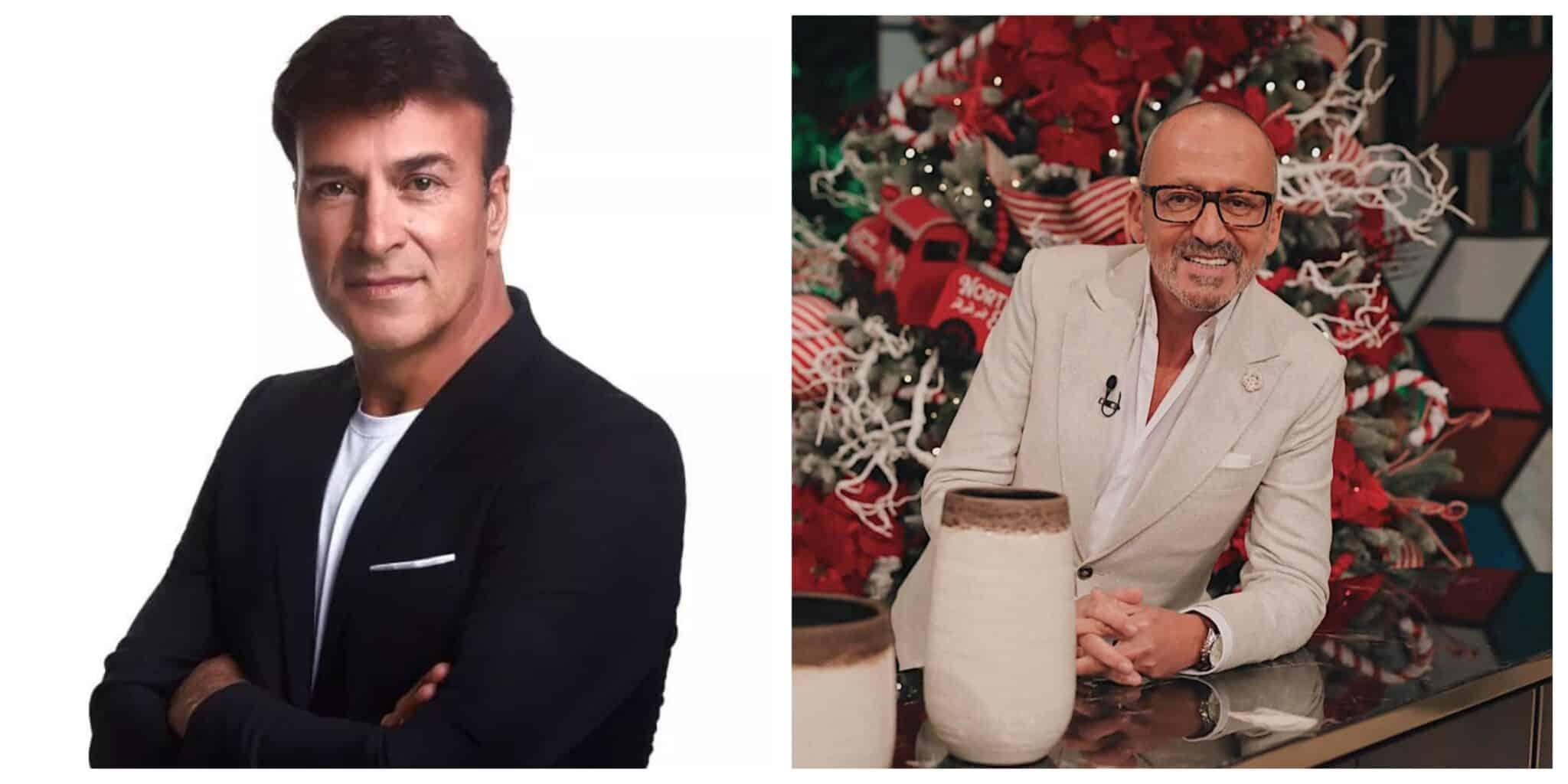 Tony Carreira Manuel Luis Goucha