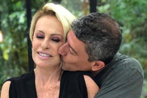 Ana Maria Braga Tom Veiga