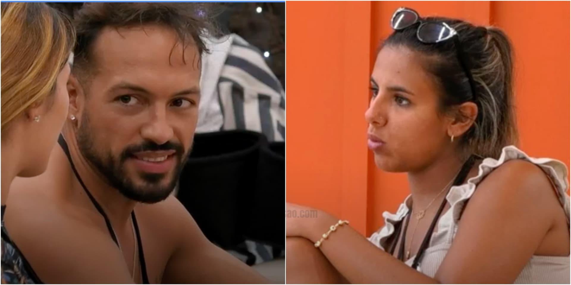 Andre Abrantes Joana Big Brother