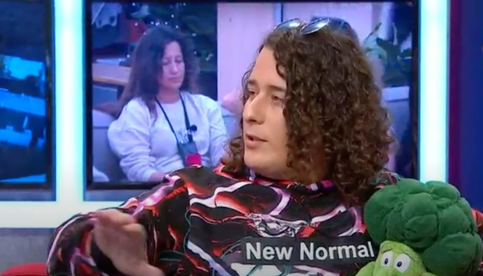 Andre Filipe Big Brother Critica Zena André Abrantes