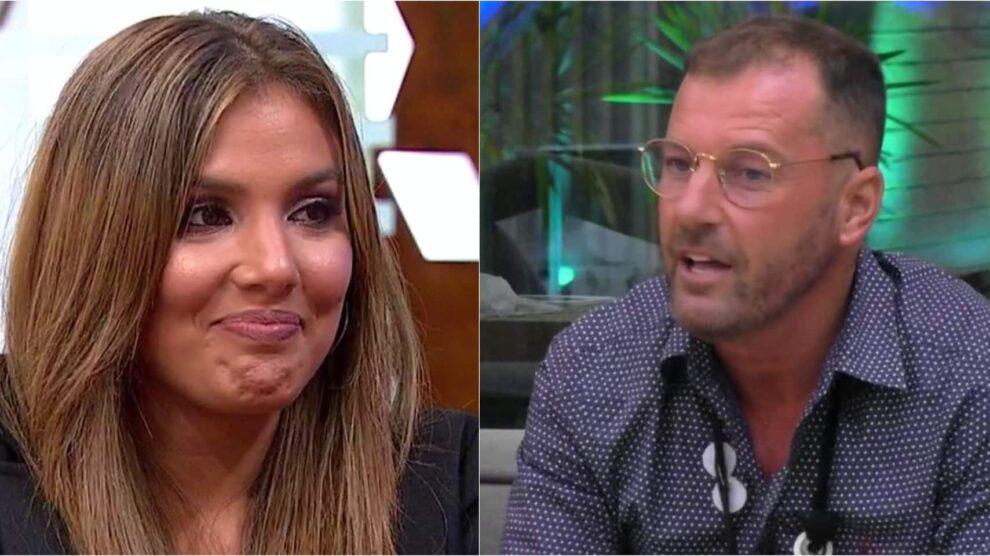 Big Brother Carina Arrasa Pedro